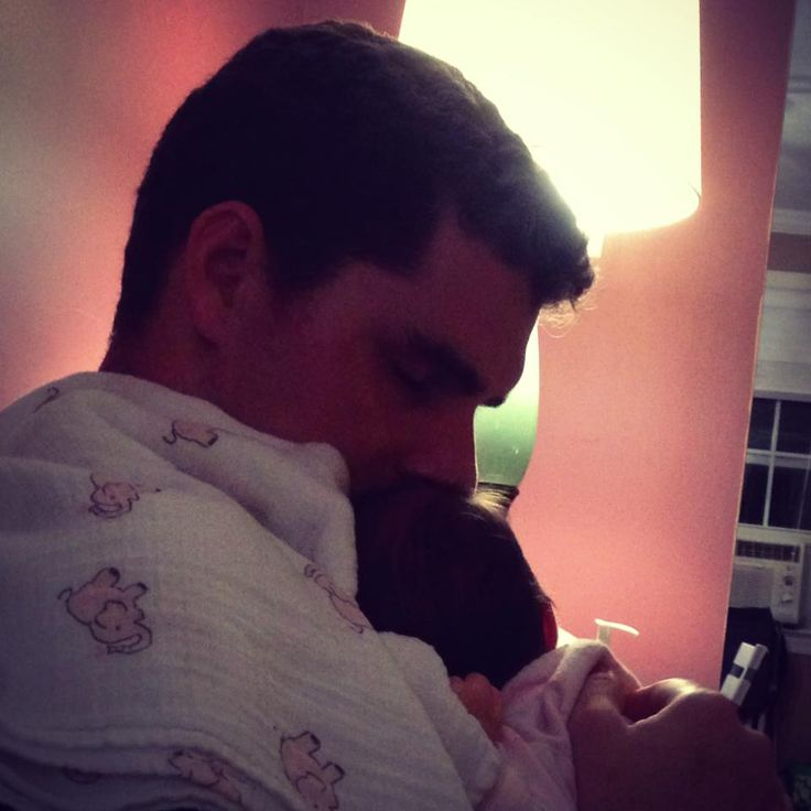 To My Husband, On His First Birthday As a Father