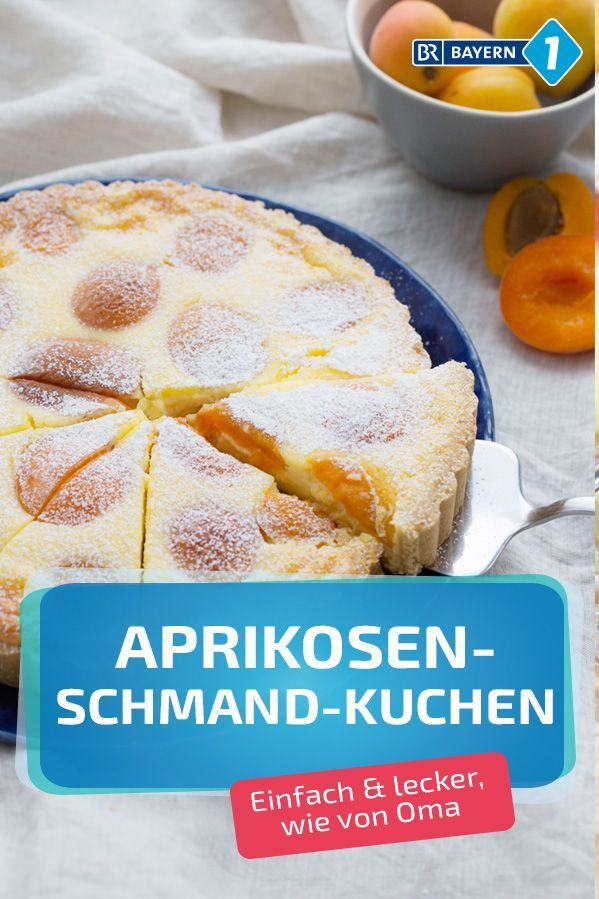 Ein Klassischer Murbteig Dazu Eine Saftig Aromatische Schmandfullung Und Kostliche Aprikosen Machen Dieses Reze In 2020 Sour Cream Cake Apricot Cake Shortcrust Pastry