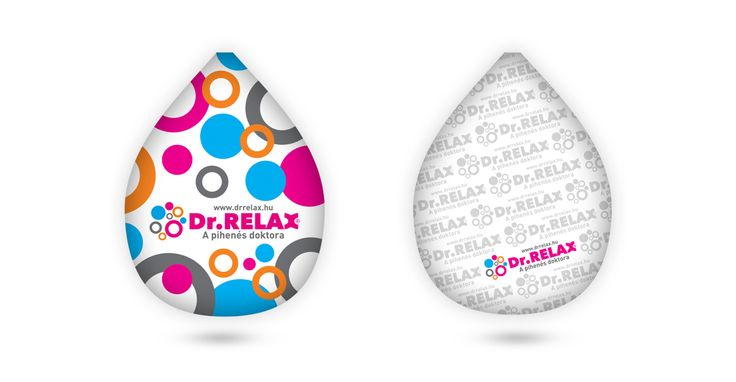 Dr.Relax brand Design