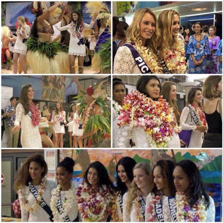 Miss France 2016 : découvrez les coulisses du voyage des candidates à Tahiti (Photos) Check more at http://people.webissimo.biz/miss-france-2016-decouvrez-les-coulisses-du-voyage-des-candidates-a-tahiti-photos/