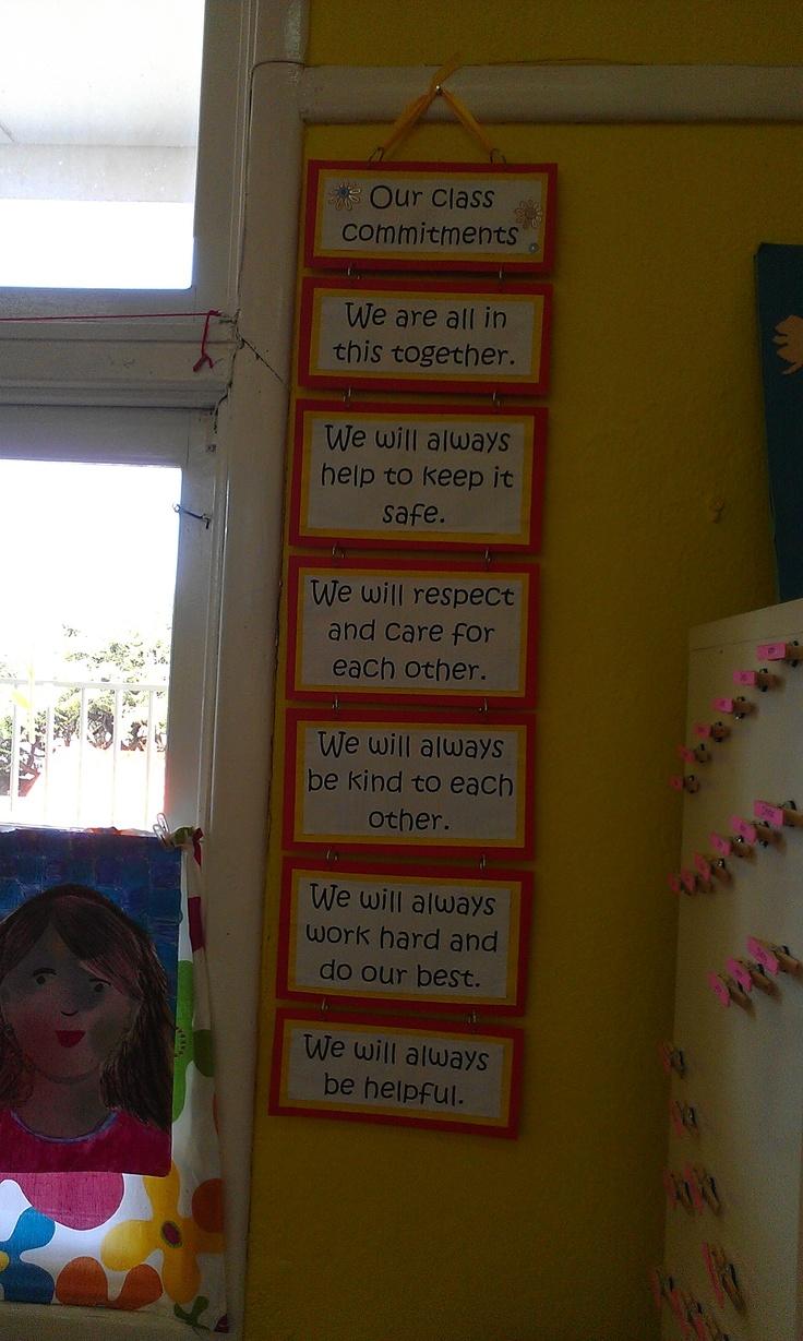 Conscious Discipline in Juf Angelique's classroom