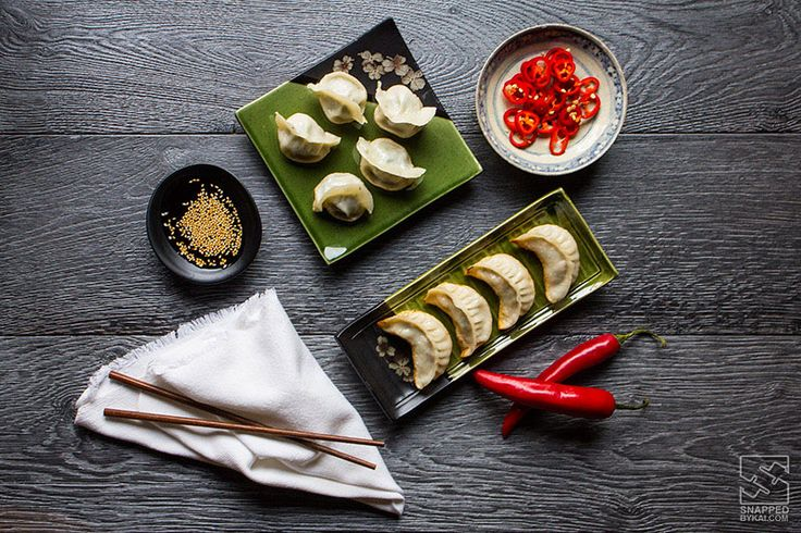 Dumplings - One from the set of images I produced for Lotus Dumpling Bar opening in Walsh Bay, Sydney. #food #foodporn #dumplings