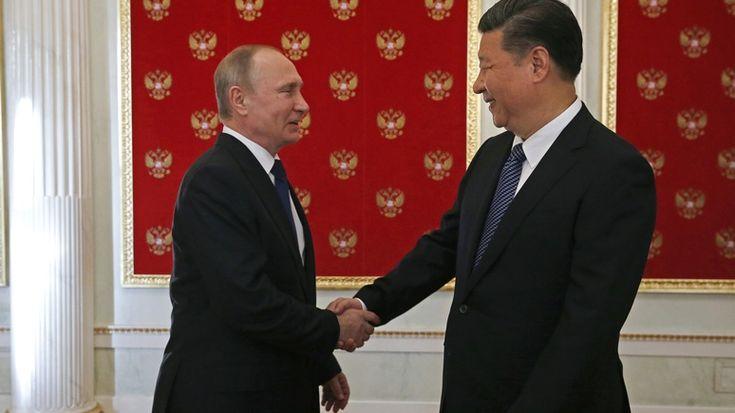 4 июля 2017   Global Times: Москва и Пекин сверяют часы перед саммитом G20   https://russian.rt.com/inotv/2017-07-04/Global-Times-Moskva-i-Pekin
