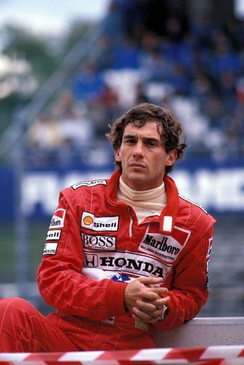 Galaxy-sized talent: Ayrton Senna