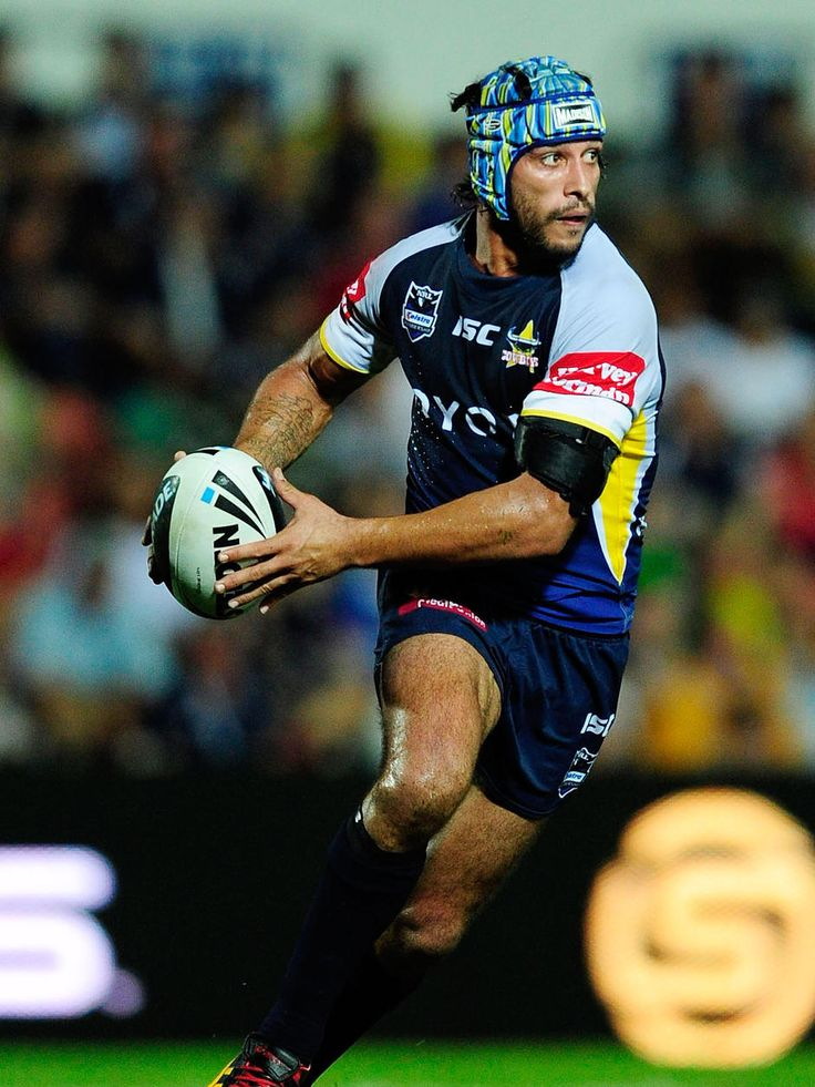 johnathan thurston - photo #35