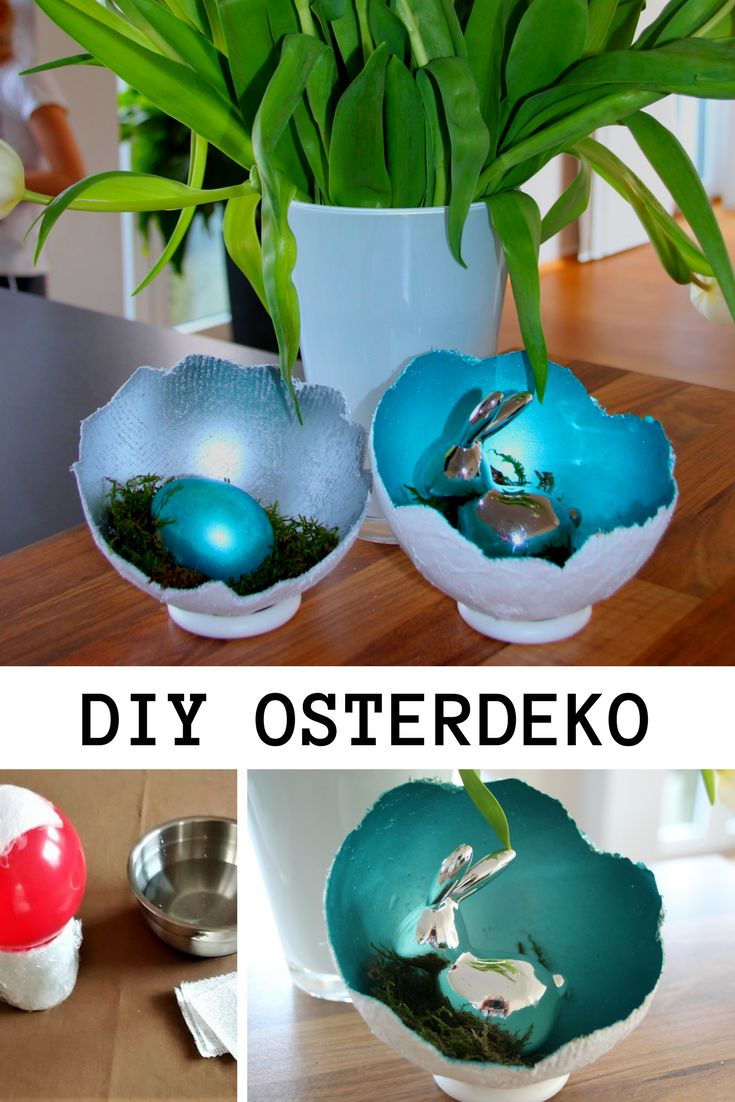 15 best diy ostern images on pinterest bird cages decorated coloring easter eggs and couple. Black Bedroom Furniture Sets. Home Design Ideas
