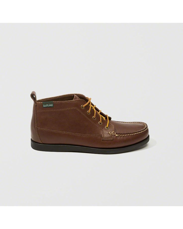Eastland Men's Seneca Camp Moc Chukka Boot in Brown - Size 10.5  #FavoriteMemoryFoam