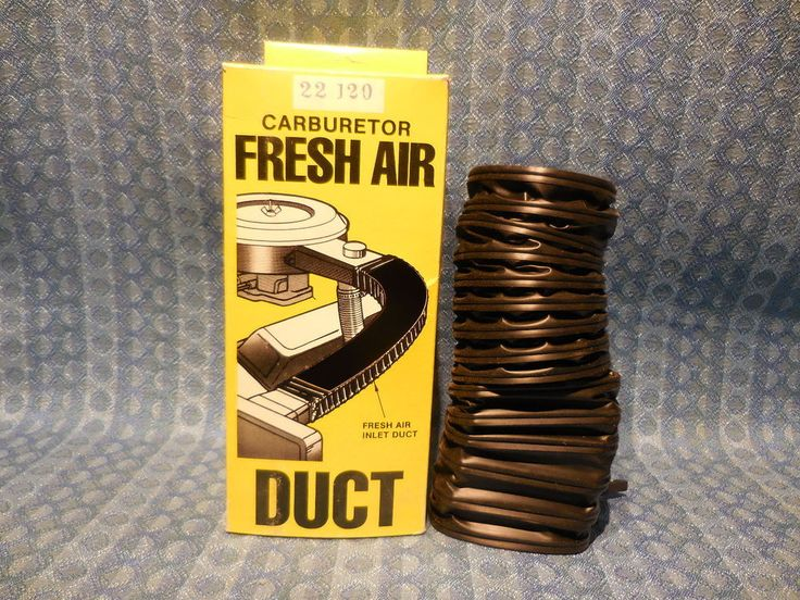 19751985 Ford Lincoln Mercury NORS Fresh Air Cleaner Hose