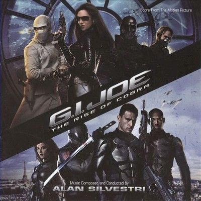 Alan Silvestri - G.I. Joe: The Rise of Cobra (Score from the Motion Picture) (CD)