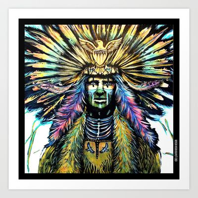 AMERICAN EAGLE Art Print by DRD † David Russo Design - $17.68
