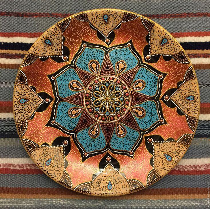 Купить Джавахир - разноцветный, восток, восточный стиль, египет, египетский стиль, Роспись по стеклу, интерьер
