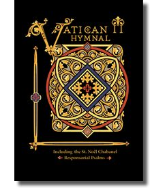 Vatican II Hymnal | Contains beautiful Catholic hymns and scripture readings