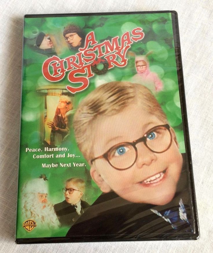 A Christmas Story DVD 2007 Peter Billingsley New Sealed