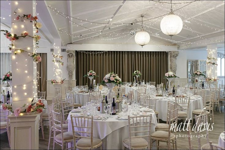 Wedding venue Manor By The Lake, Cheltenham, Gloucestershire.