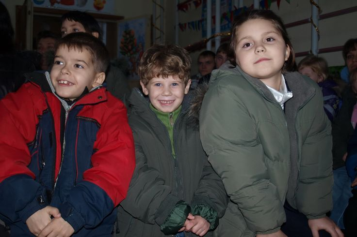 Orphan Children in the Ukraine