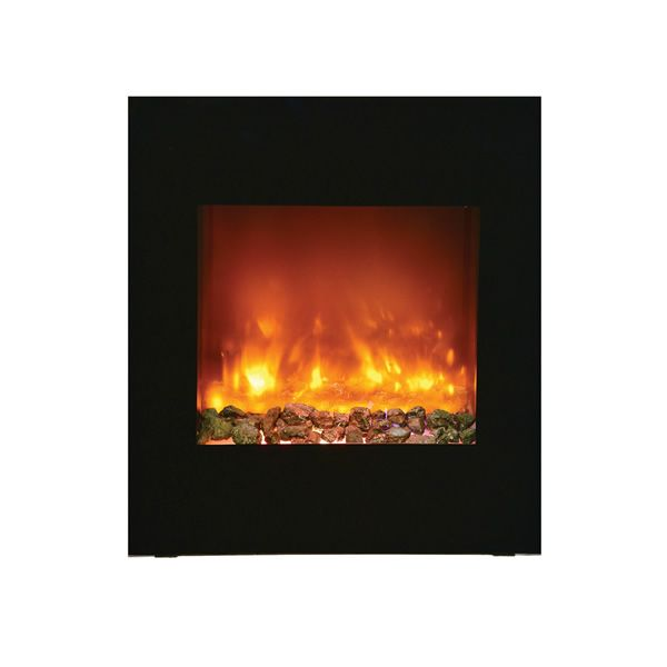 Small gas fireplace and Small electric fireplace heater