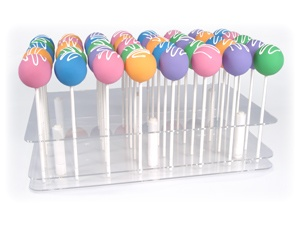 Cake pop stand (holds 40)
