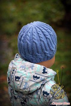 Стопка шапок №12. Давно связанное, но не опубликованное - Вязание - Страна Мам