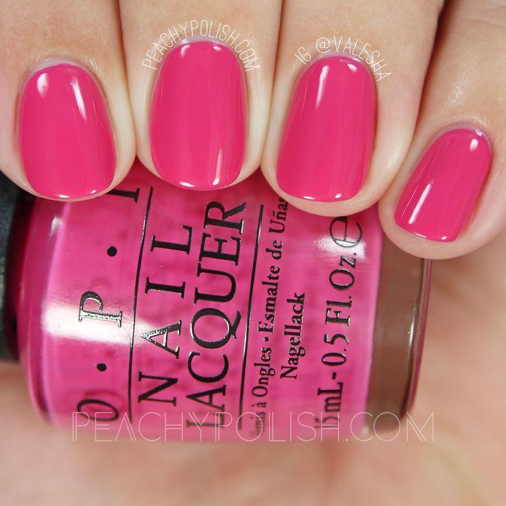 Best 25+ Pink Nail Polish Ideas On Pinterest