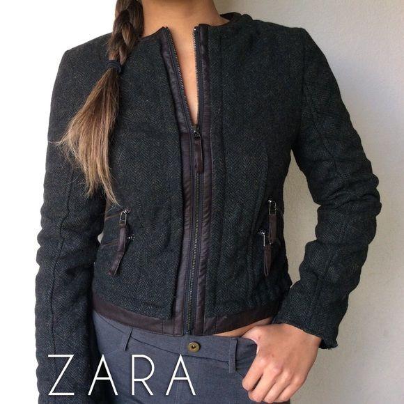 ZARA Jacket NWOT NWOT Zara Jackets & Coats