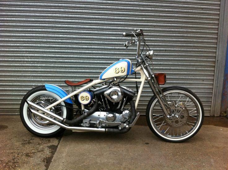 Harley davidson custom bobber chopper   #Bobber #Chopper #CUSTOM #Harley-Davidson