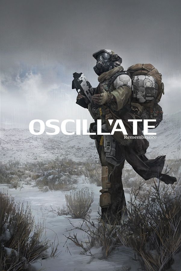 Republic Soldier in the Great Tundra on Notic