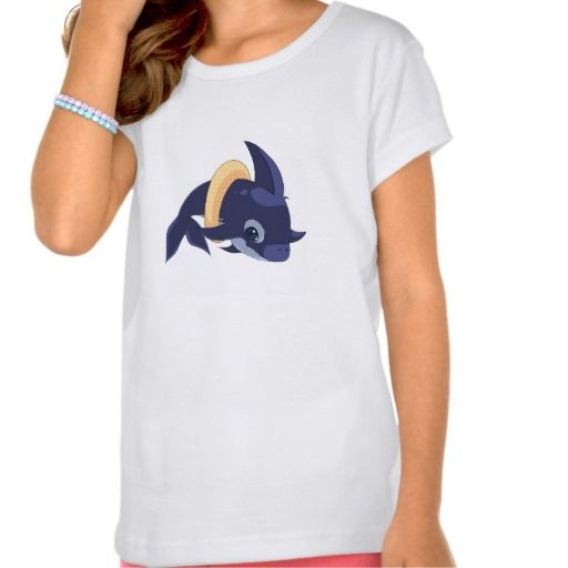 Kids T-Shirt - Billy the dolphin