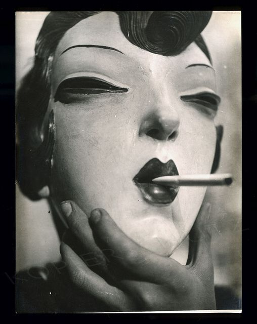 Smoking mask from apfelauge