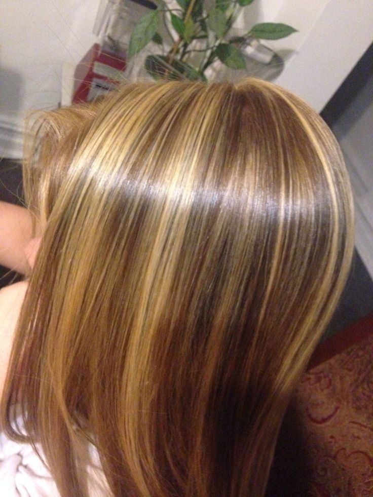 Balayage Highlights With Ash Blonde Roots Hair