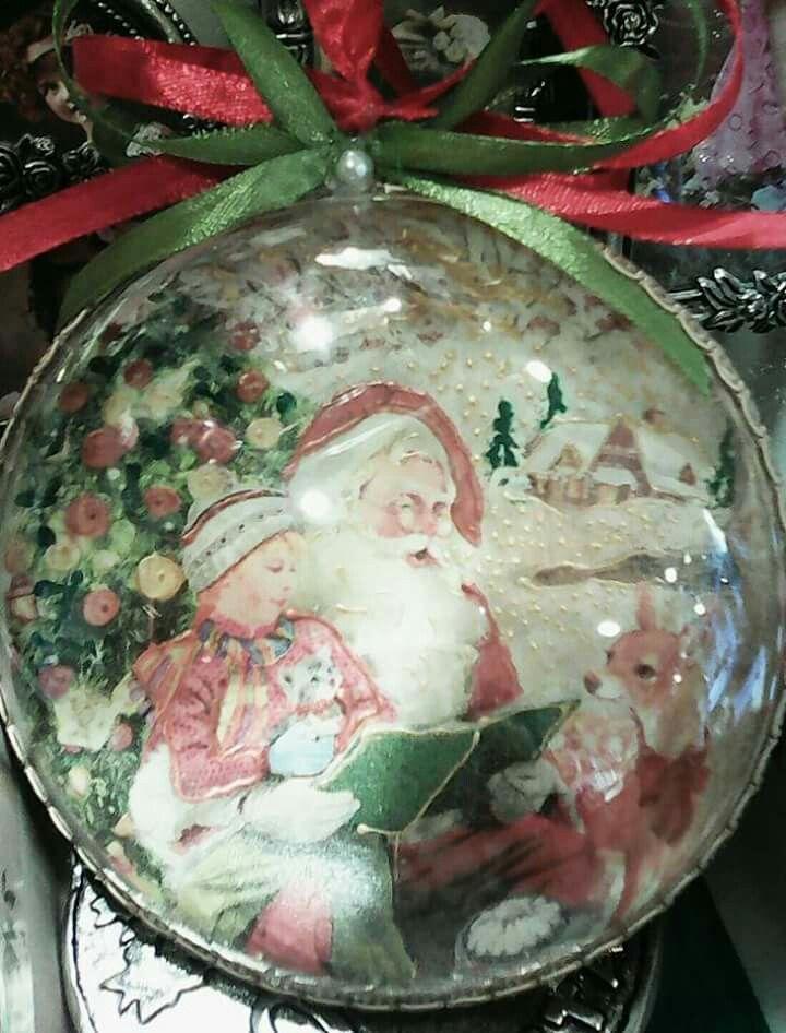 Δεν μπορεί να λείπει ο Άγιος Βασίλης !!!! 🌸🌸🌸