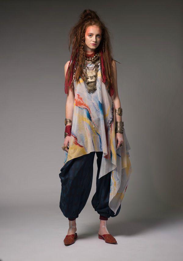 Shadow Cloud Tunic and Ongop Pants #dogstar #dogstarclothing #laika #fashion #brisbanedesigner #australia