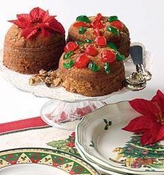 Torta de cambur con nueces - Recetas
