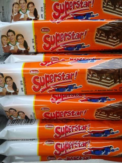 wafer suoerstar 17500/pack 1 pack isi 24