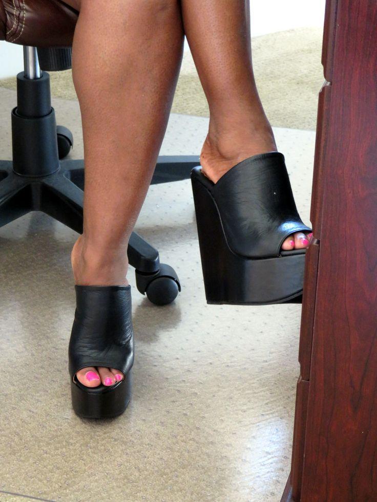 Lordes Wedge Heels | Heels, Sexy legs and heels, Unique heels