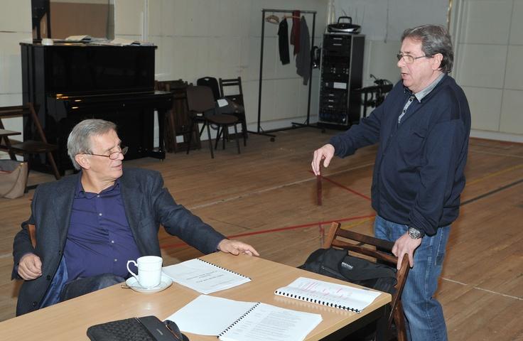 Reżyserem przedstawienia jest Jan Englert (fot. J. Bogacz/TVP)