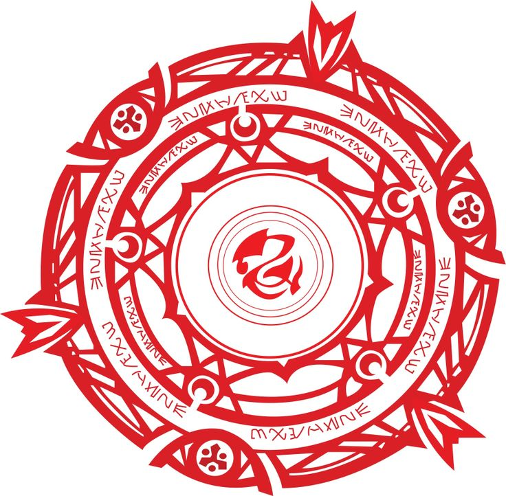 Gremory magic circle