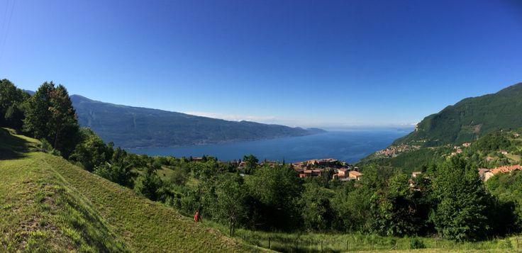 Gardasee Tignale lago di Garda