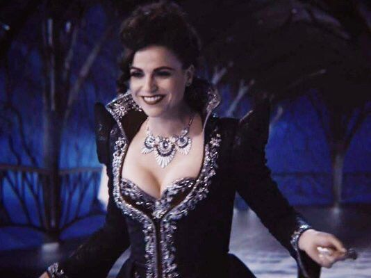 Awesome Evil Queen Regina (Lana) #Once #S5 banner