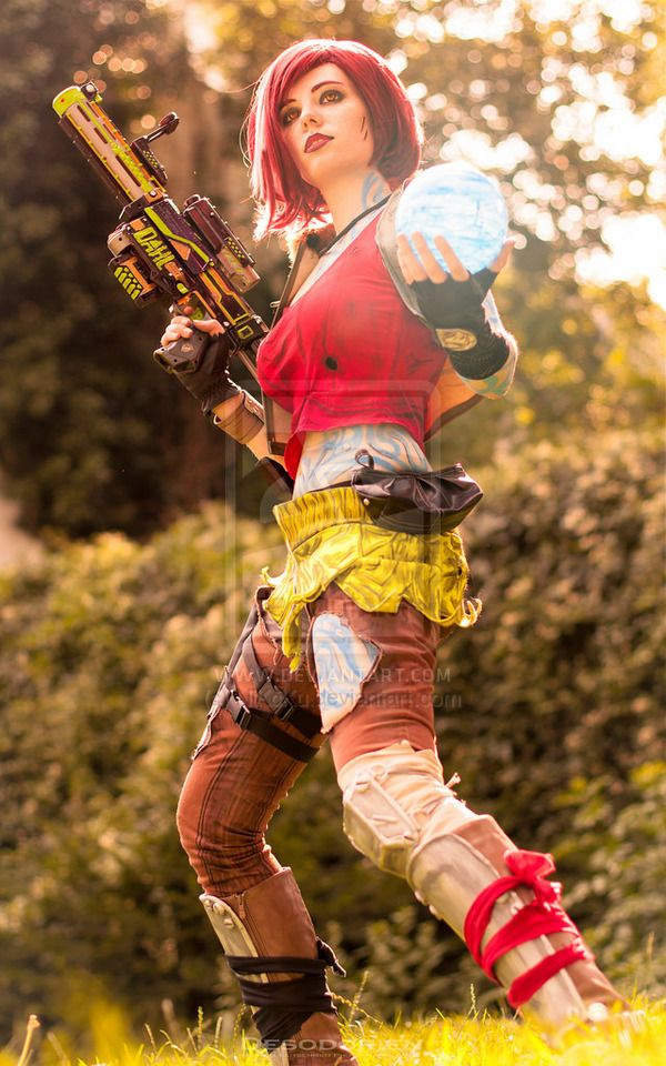 1000+ images about Borderlands & Sexy on Pinterest ... Lilith Borderlands 2 Cosplay