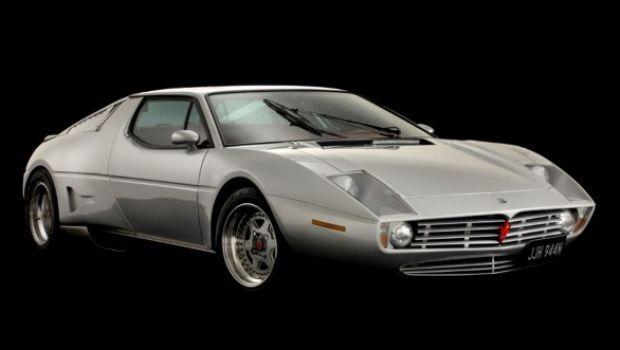 Maserati Merak by Saurer: battuto all'asta l'unico esemplare