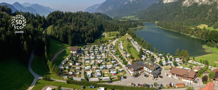 Willkommen zum 5-Sterne-Camping am Reintaler See in Kramsach, Tirol - Camping Seeblick Toni ***** - Reintaler See - Kramsach - Tirol