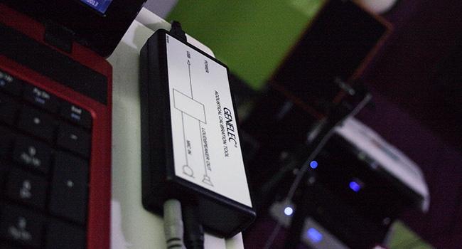 How to measure Genelec active speakers...