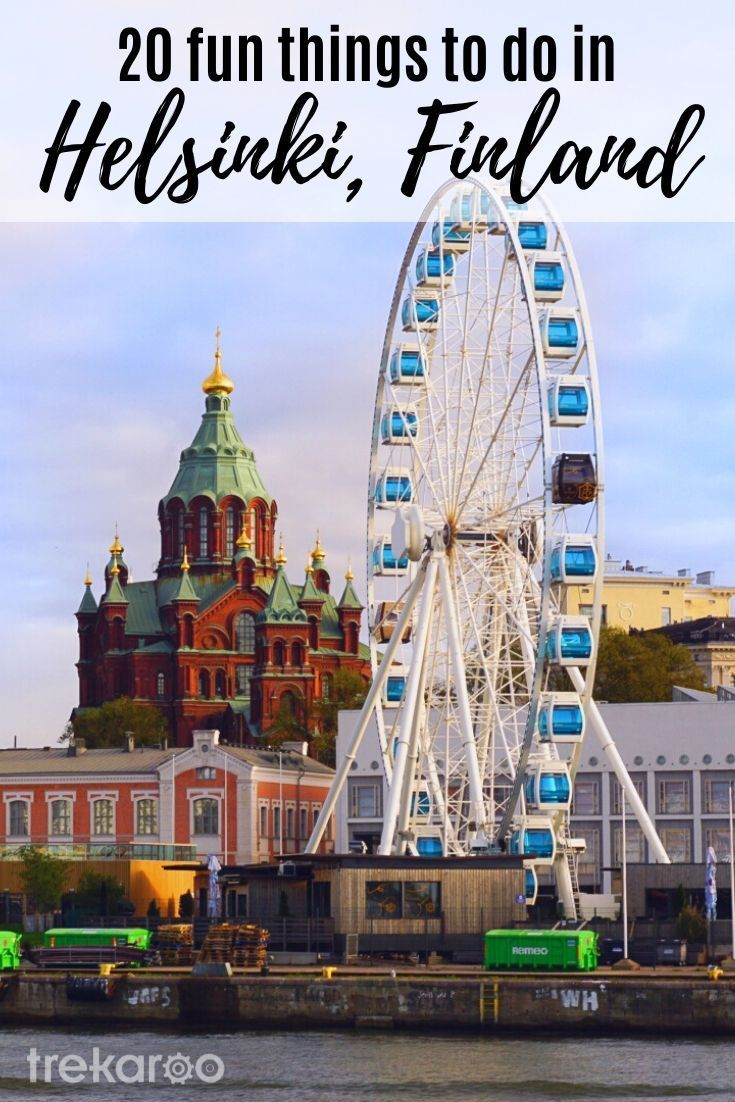 20 Fun Things To Do In Helsinki Finland In 2020 Visit Helsinki Family Vacation Destinations Finland