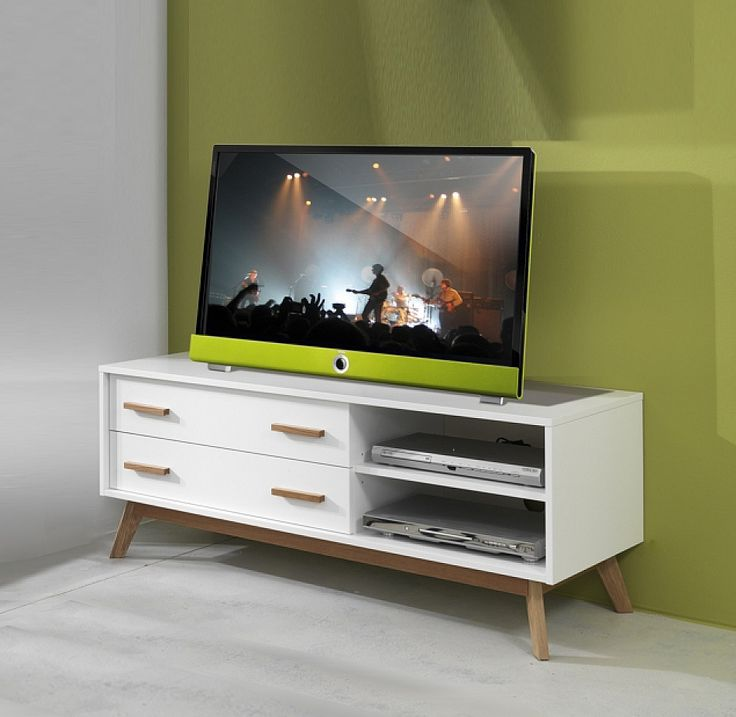 Contemporary design TV stand Kyra by Tomasucci