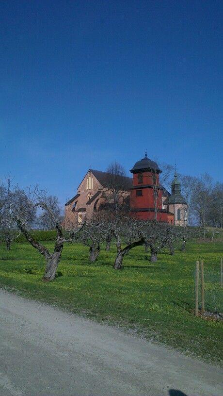 Near Uppsala