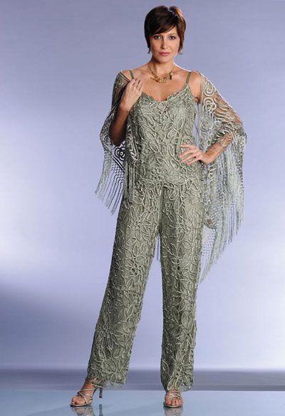 Resultado de imagen para trajes pantalon para madrina de boda #womenpantssuits