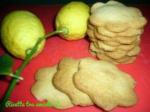 #Frollini al #limone