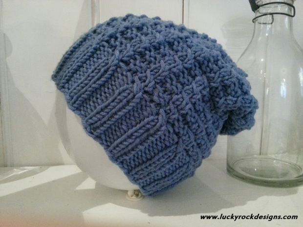 Baggy hat size Adult - Woman