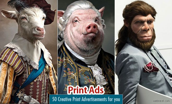 60 Creative Print Advertisements and print ads for your inspiration part 3 http://webneel.com/best-funny-print-advertisements-ads | Design Inspiration http://webneel.com | Follow us www.pinterest.com/webneel