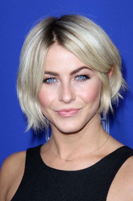 Волосы на прямой пробор | Фото | Прически с прямым пробором | Журнал Cosmopolitan